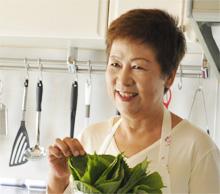 金裕美韓国料理教室おいしいヒミツ